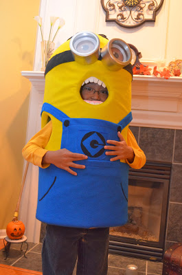 Picture of DIY Minion