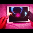 3D Hologram Drawing on Ipad Screen  全息手绘part1