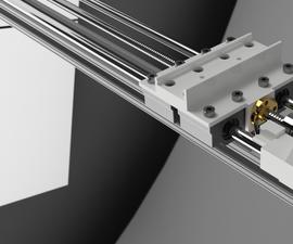 Linear Screw Double Rail