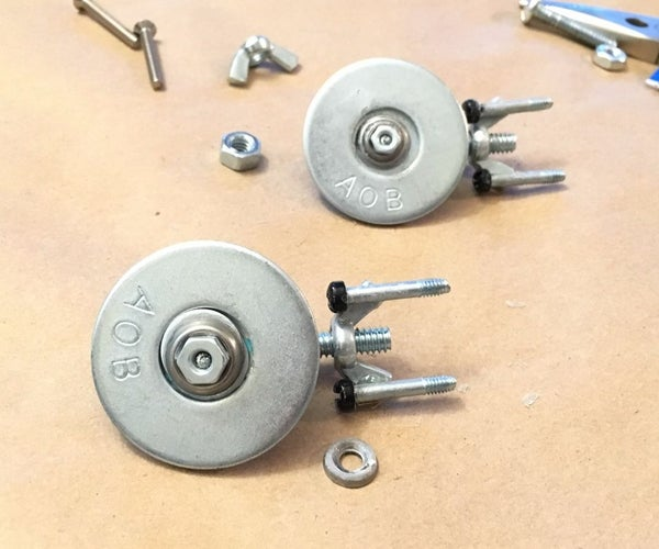Easy Handmade Nuts and Bolts Star Trek Enterprise