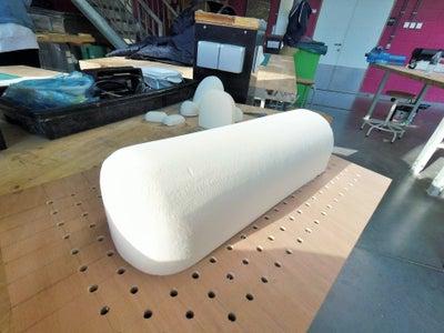 Foam Modeling the Skin