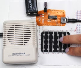 Mini Oscillator Swatch
