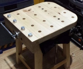 Ultimate Workshop Stool
