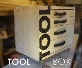 Big Dovetail Tool Box