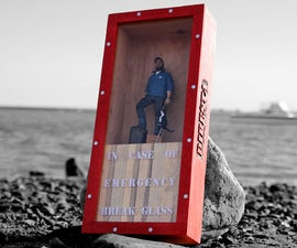 DIRESTA Emergency Ice Pick Box