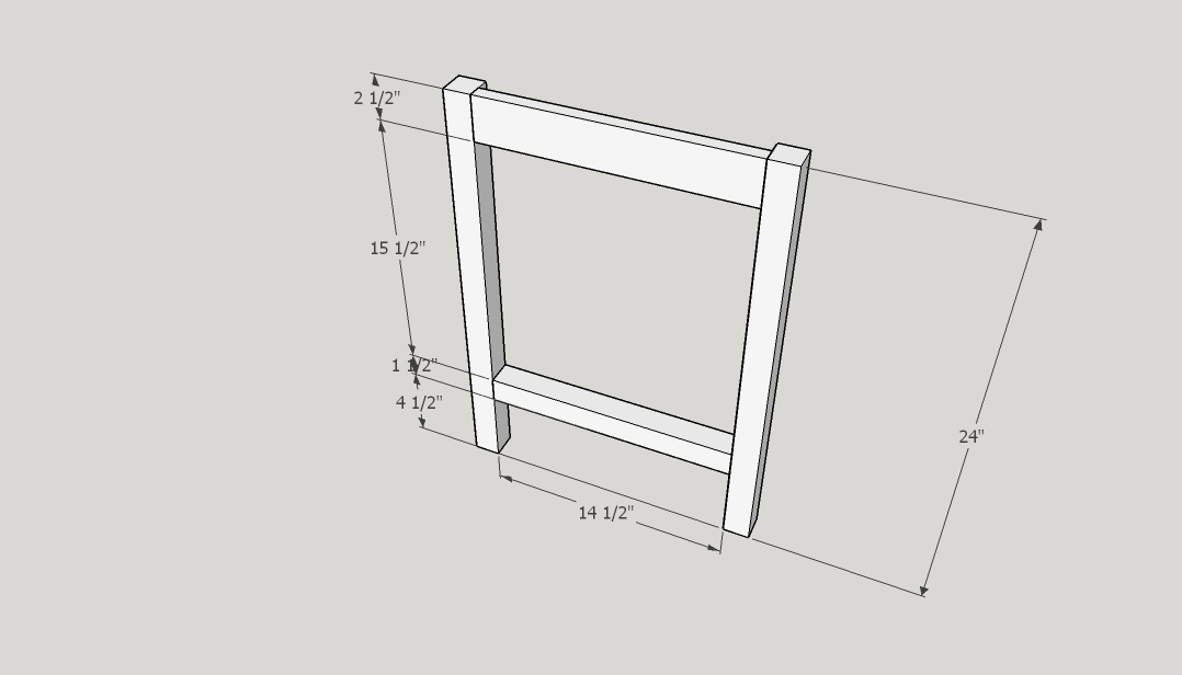 Picture of Make the Front Frame