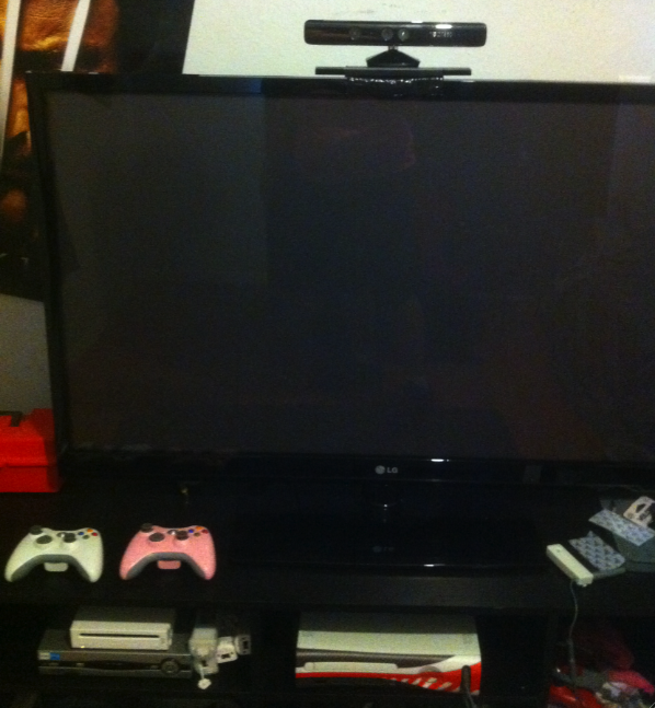 Picture of DIY Xbox 360 Kinect TV Mount - [Spaghetti Can]