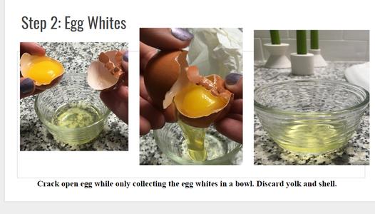Step 2: Egg Time