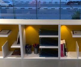 READ & MAKERS Shelves