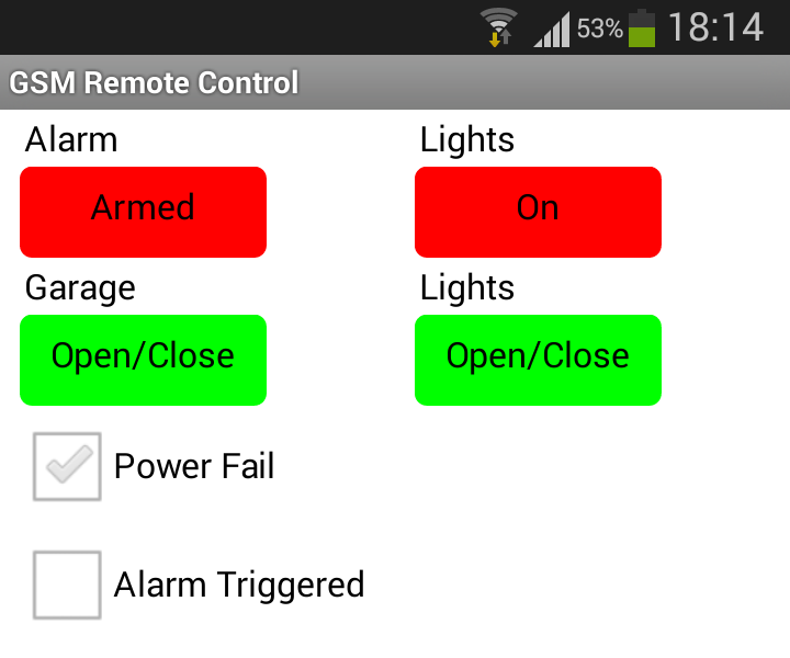 Android and Arduino SMS Based Home Automation: 5 Steps (with Pictures)