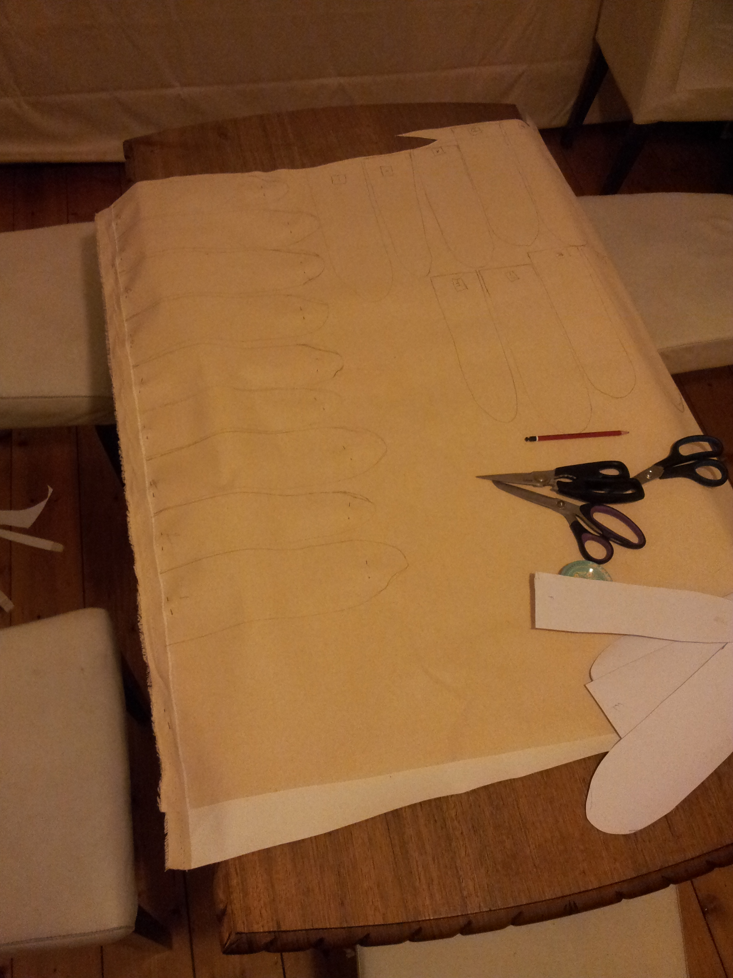 Picture of And Making the Wings