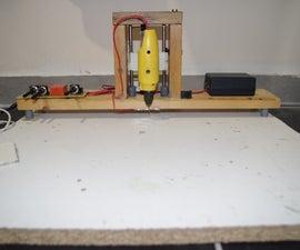 Foot Pedal Pcb Drill Press