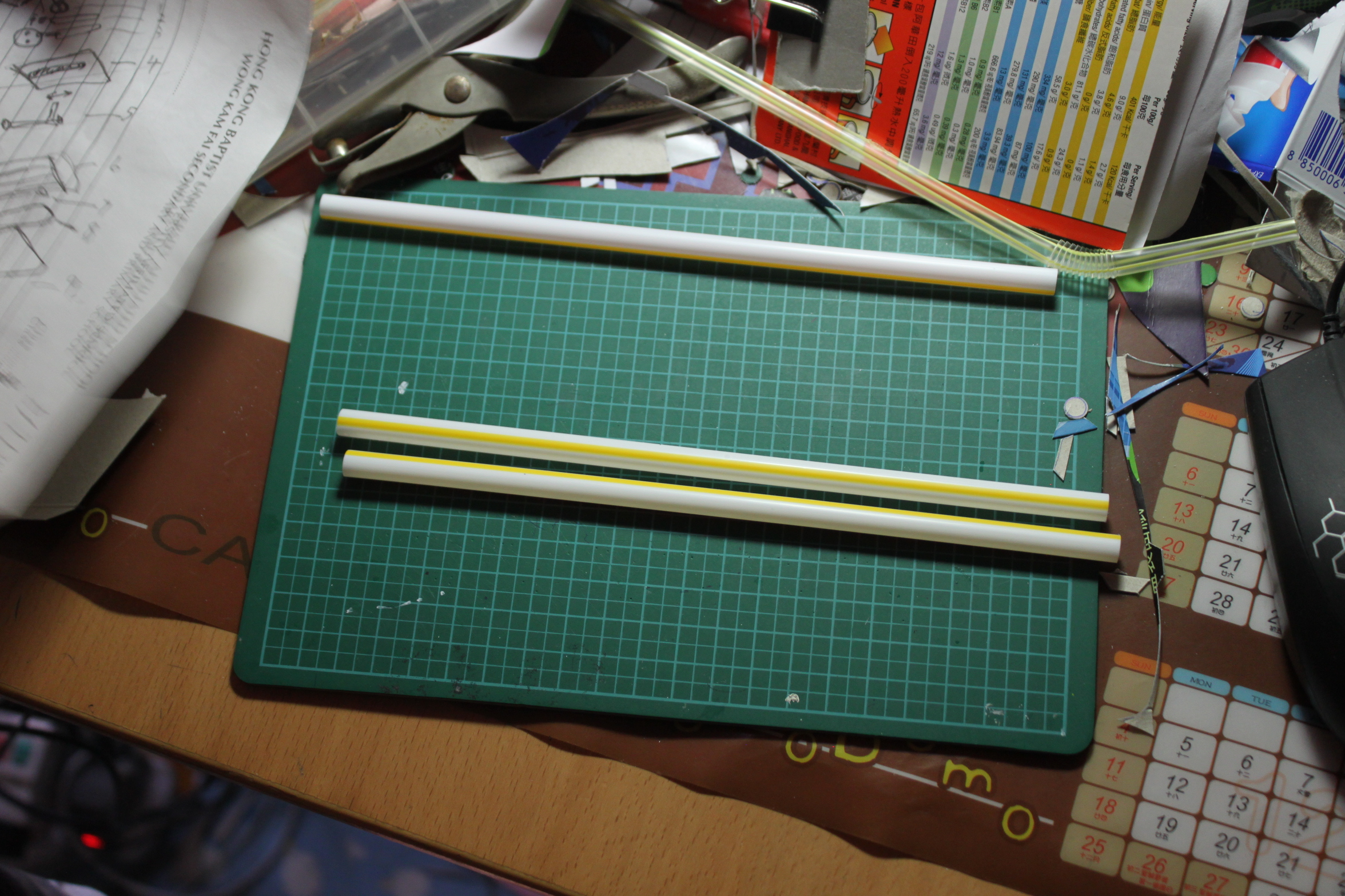 Picture of Part 2: the Sliding Track for the Bow and Arrow