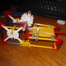 Firing tape ! (knex,can also be a truck!)