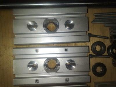 Mechanical Components - Aluminum Profiles