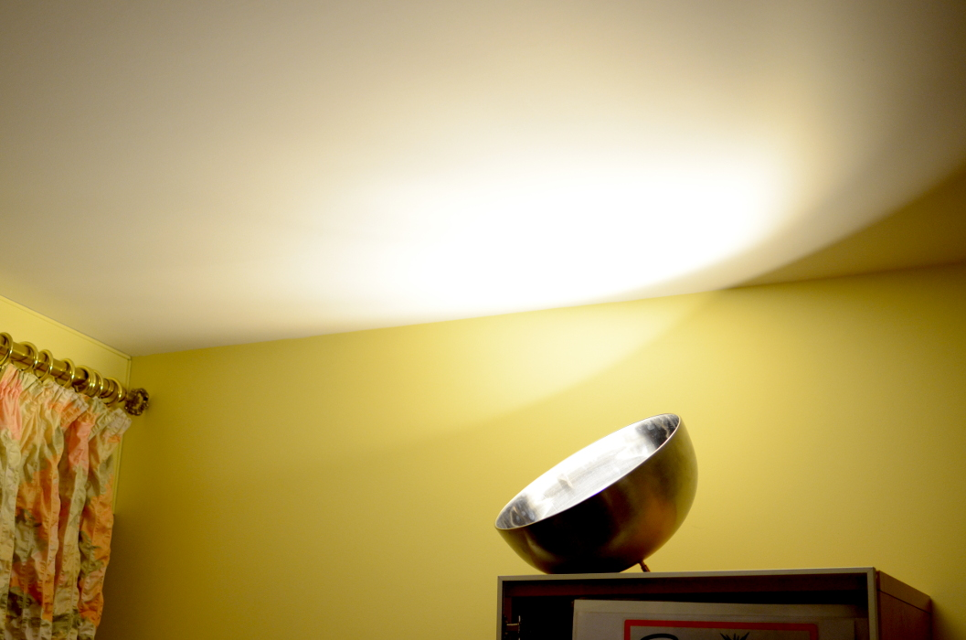 Picture of Stainless Bowl Lamp