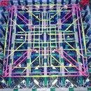 Teach Kids Geometry with a K'nex Geoboard!