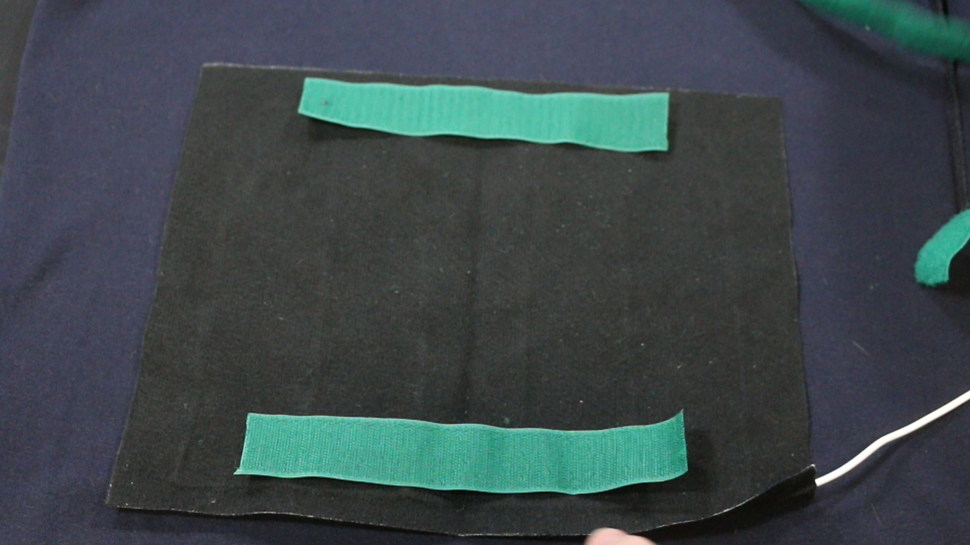 Picture of Prep the Shirt and Velcro