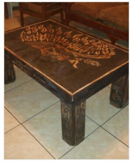 Picture of Tribal Table