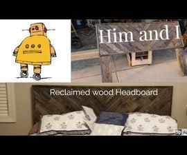 Pallet Head Board