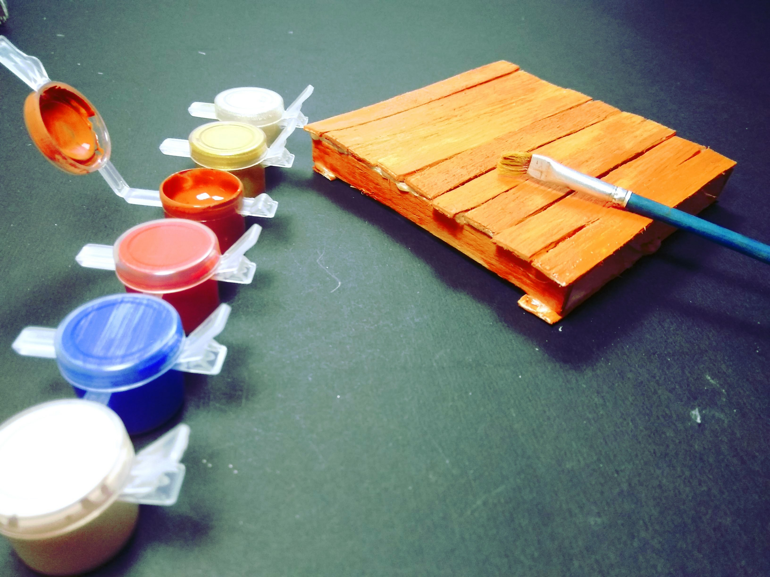 Picture of Sanding and Painting