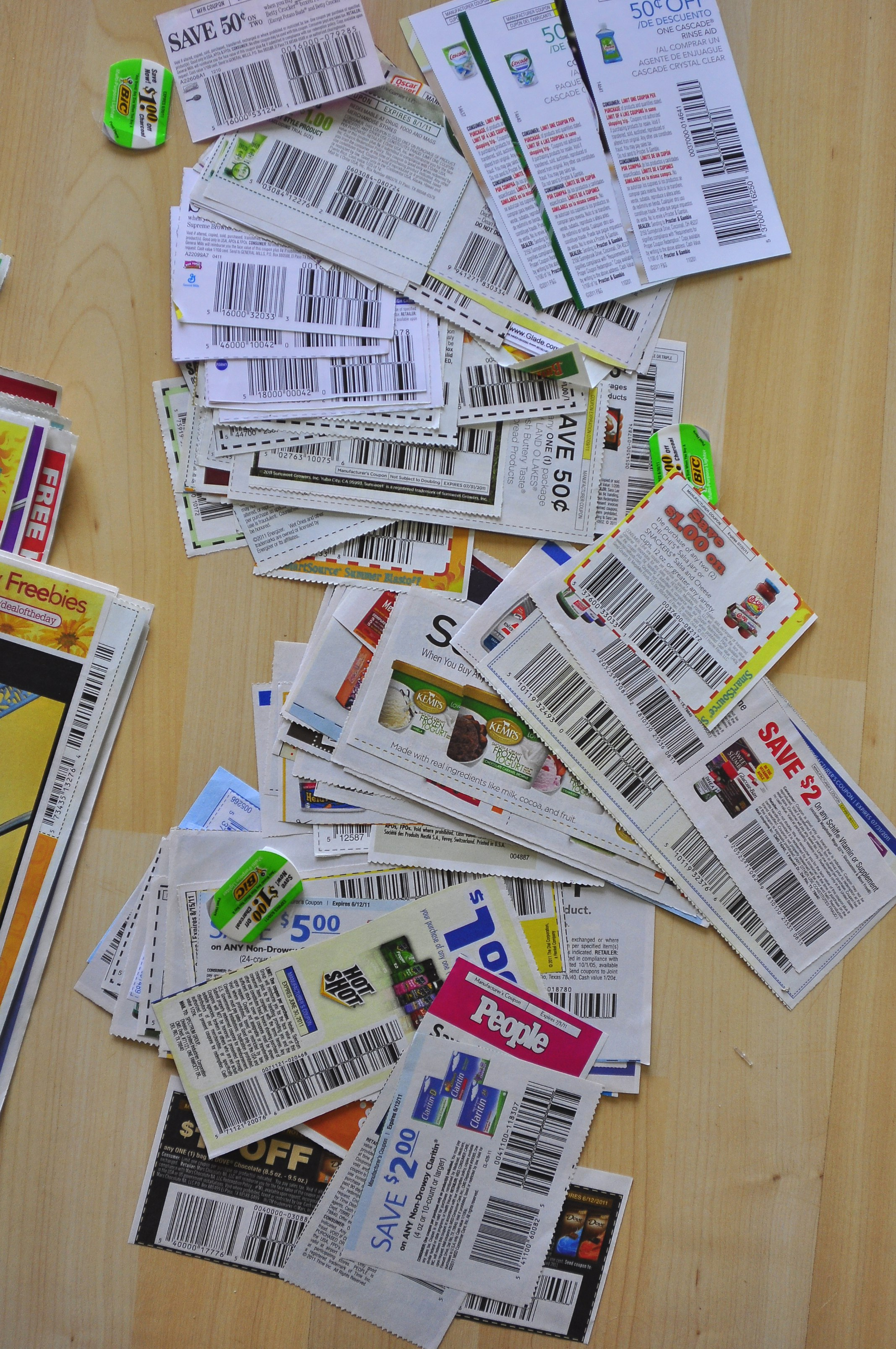 Picture of Add Coupons and Get Saving!