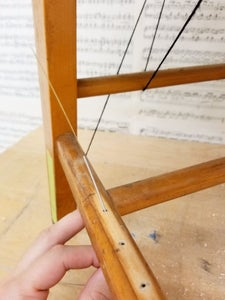 Stringing Up the Chair As an Acoustic Instrument