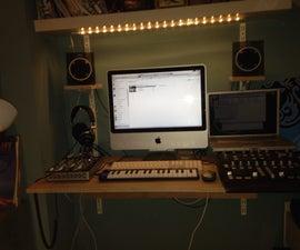 Simple And Cheap Studio Desk