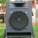 Styrofoam Sound Box for Mobile Purposes