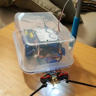 Telepresence Robot: Edge Detection