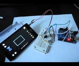 Trigger Smartphone Camera With Arduino
