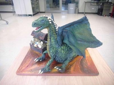 DIY Animatronic Dragon!