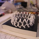 3D Printed Twisty Bracelet