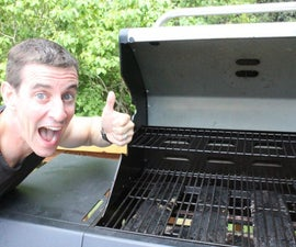 Grill hack: How to clean grill grates without a wire brush