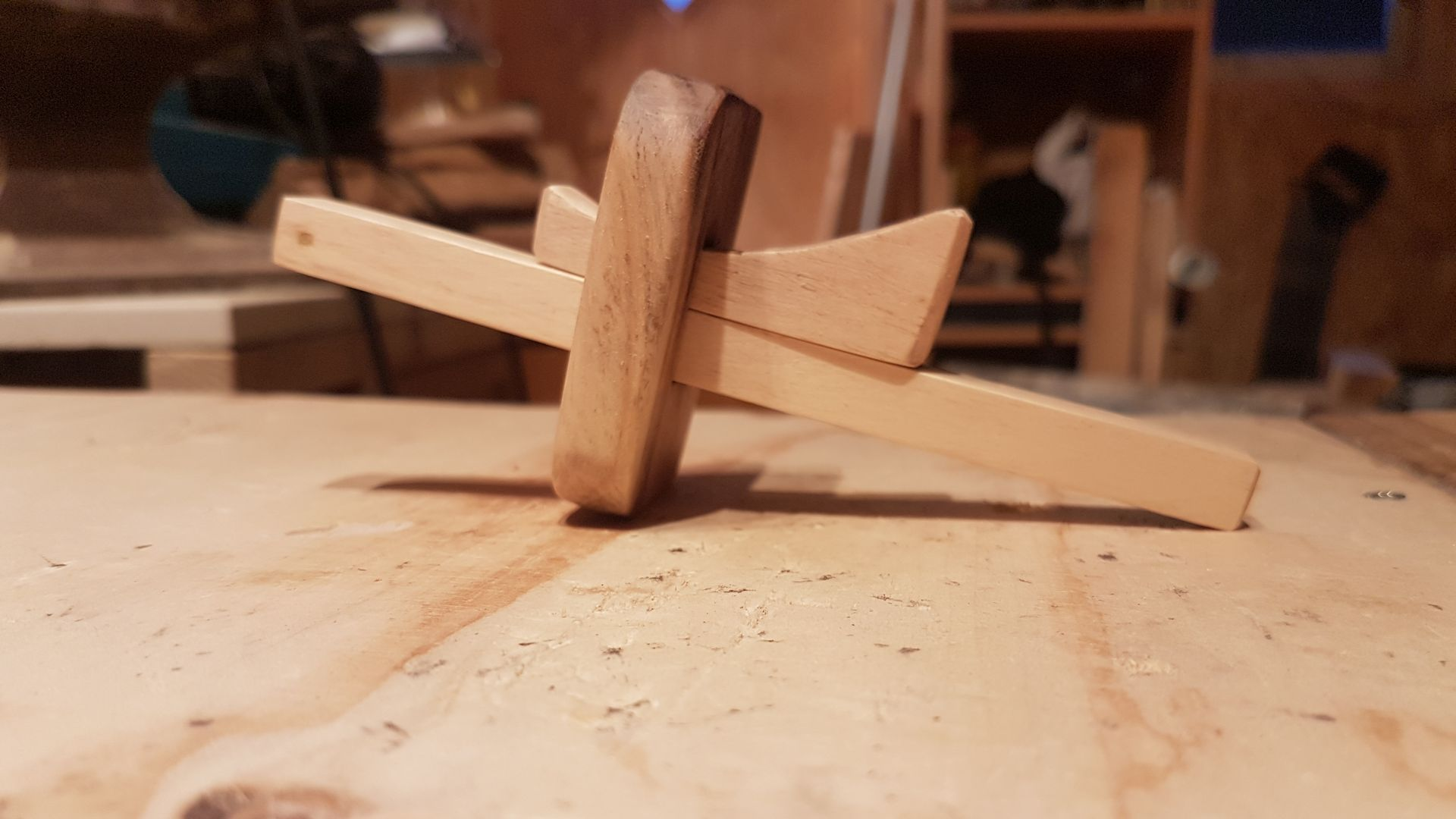 Picture of And the Marking Gauge Is Finished!