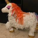 How to Make a Unicorn Pinata