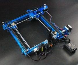 Mini XY Laser Engraver