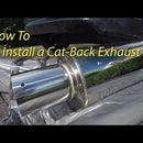 How To Install a Catback Exhaust System