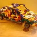 Knex Car - Emerald
