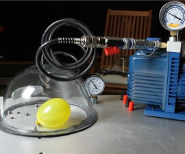How to Make a Lab Vacuum Chamber
