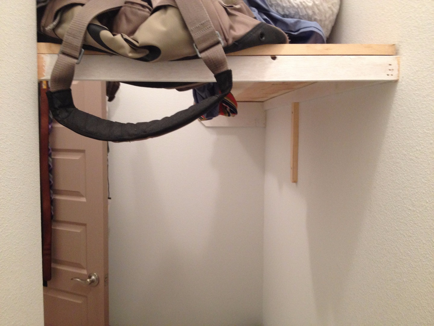 Picture of Closet With Hidden Safe Room