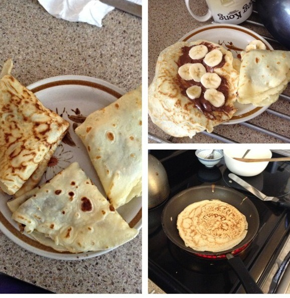 Picture of Simple Crepes