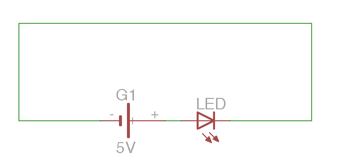 Picture of Light Up an LED With Wrong Way