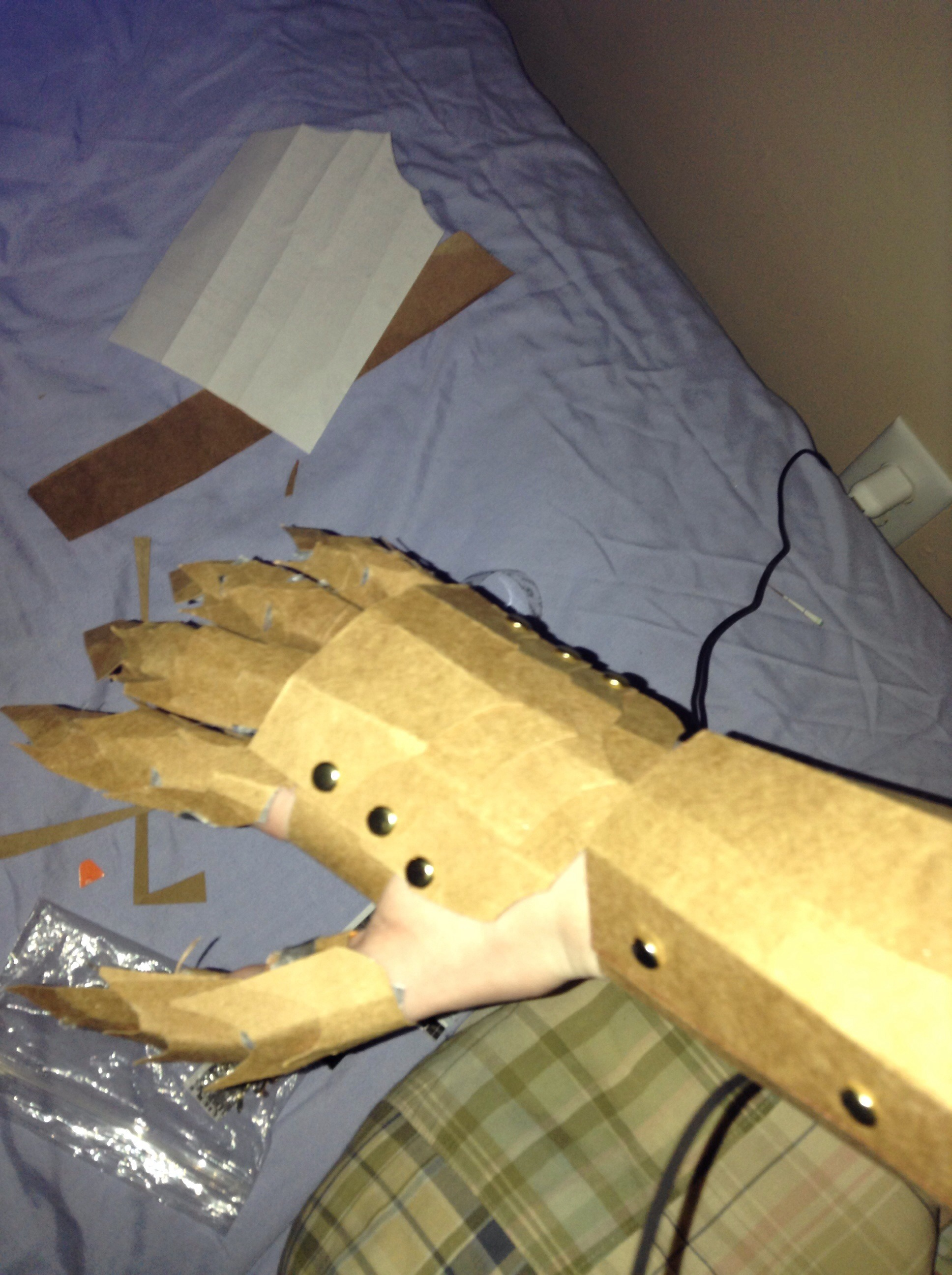 Picture of Awesome Nazgul Gauntlet