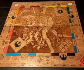 Star Wars Monopoly (GlowForge)