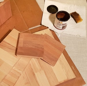 Further Preparation of the Wood