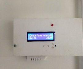 Thermostat Raspberry Pi