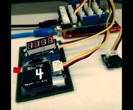 Bus Arrival Alarm based on ARM mbed WIZwiki-W7500