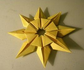Origami Sun