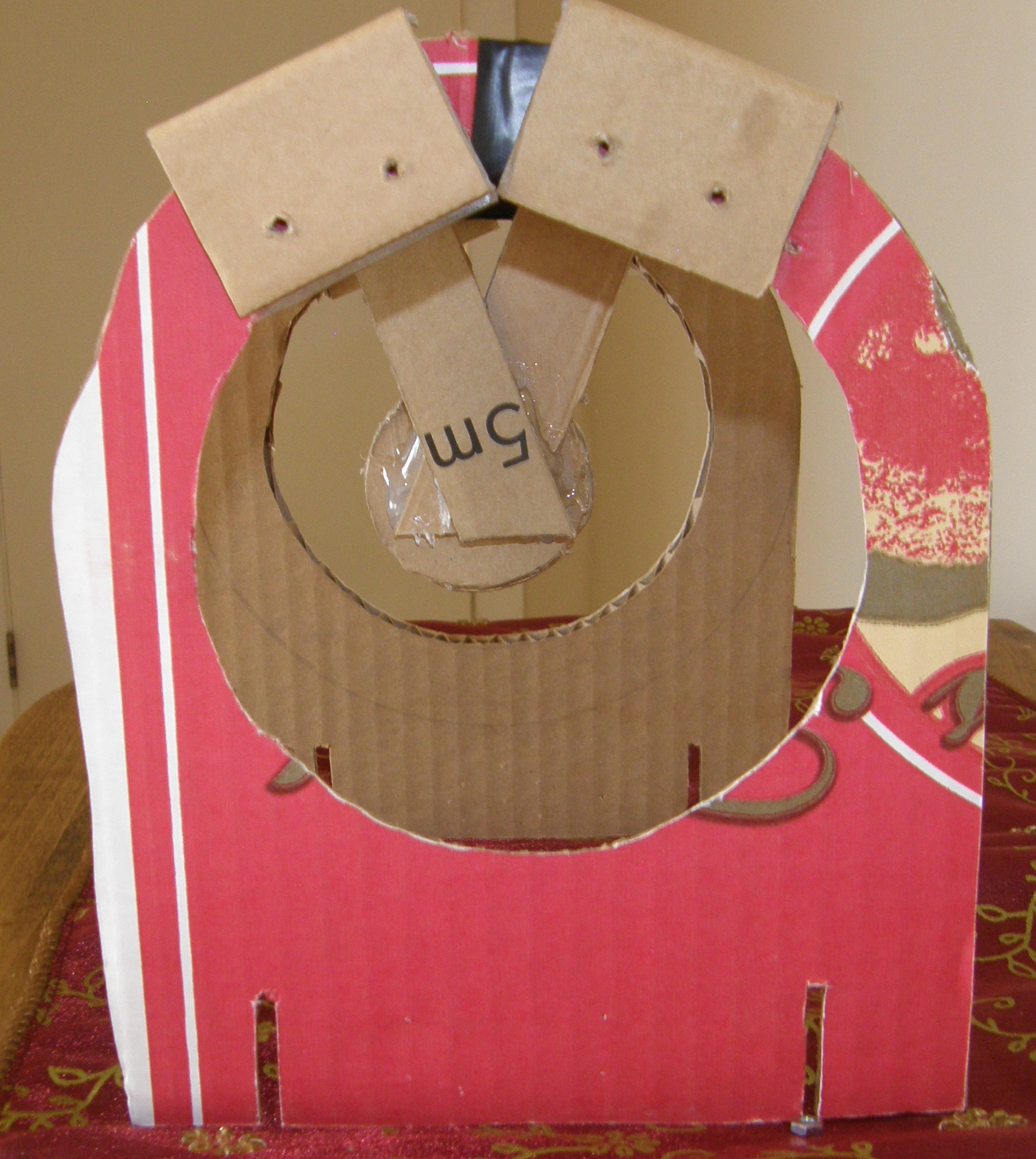 Picture of Cardboard! at Last, Fini!